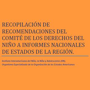 Recomendaciones IIN 2016