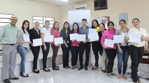 """Técnicos y educadores de Paraguay recibieron certificación del curso """"Promoción de la Participación Infantil y Adolescente"""""""