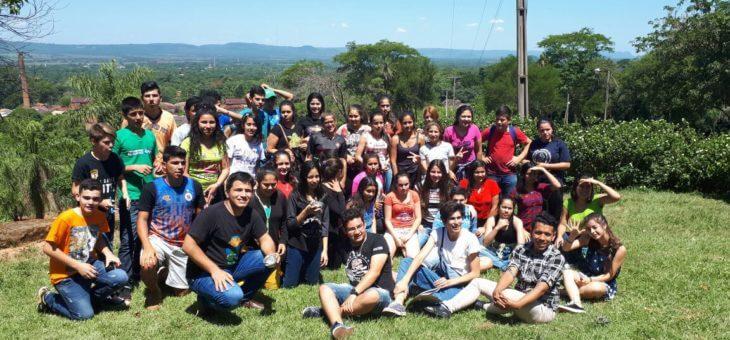 Cierre de Encuentros de la Red Nacional de Niñez y Adolescencia – Paraguay (REDNNAPY)