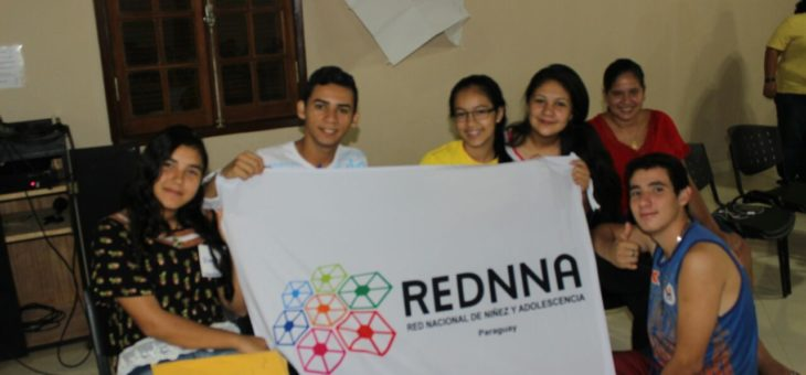 La Red Nacional de Niñez y Adolescencia en su Primer Encuentro