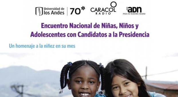 Colombia, una mirada hacía la niñez