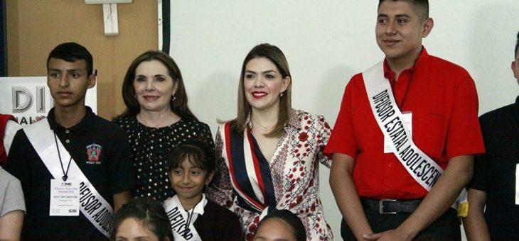 Jalisco renueva representantes de los niños, niñas y adolescentes
