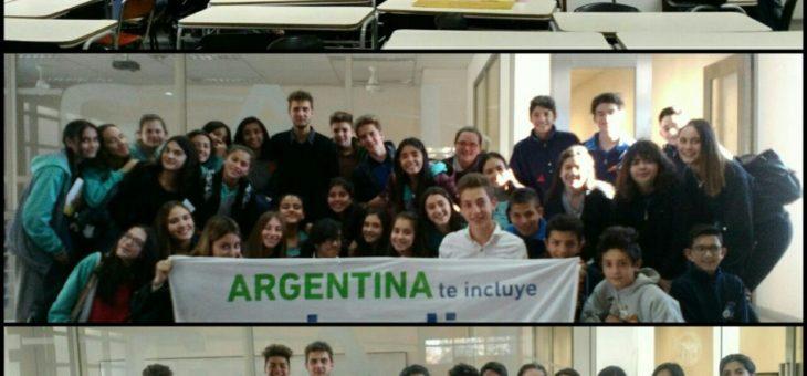 La Delegación del INADI en Mendoza, Argentina realizó talleres en San Rafael, Mendoza, Argentina
