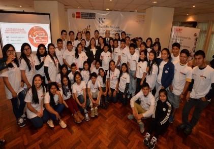 ¡Todos unidos, por un Perú mejor!