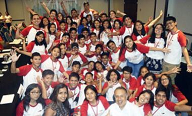 ¡Celebramos los 10 años de nuestro consejo consultivo de niños, niñas y adolescentes en Perú!