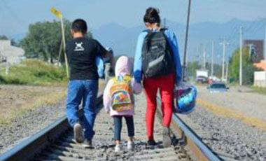 La migración de niñas, niños y adolescentes como consecuencia de la falta de derechos en países de origen