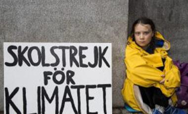 La infancia y adolescencia toman la voz frente al cambio climático, ¿Y la sociedad?: Desprestigia su lucha