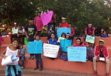 Un llamado a todas las autoridades para proteger a las niñas, niños y adolescentes del Paraguay