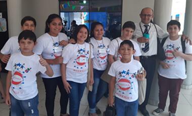 Rendición de Cuentas a favor de la Niñez y Adolescencia de Asunción