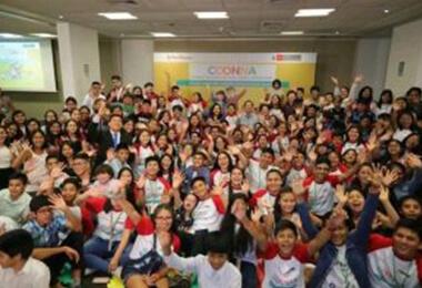 VI Asamblea Nacional de CCONNAs en el Perú