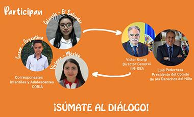 Síntesis del Diálogo IINtergeneracional: Derechos de la Niñez y la Adolescencia