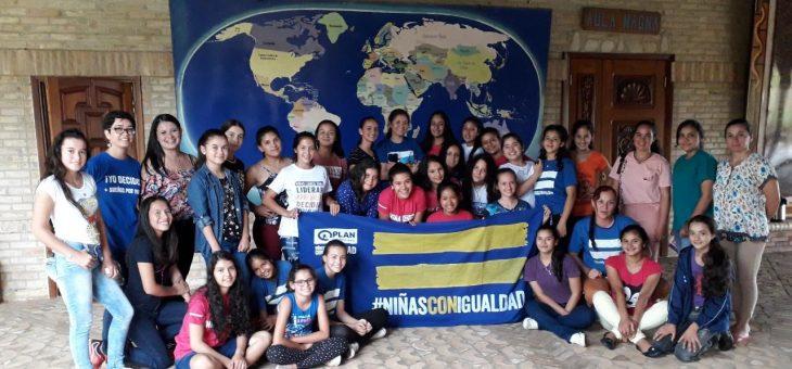 Encuentro Nacional del Movimiento Niñas Con Igualdad – Paraguay