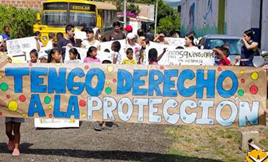 Estado de cumplimiento de los derechos de la infancia y la adolescencia en Colombia