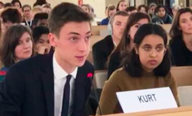 Discurso de apertura de las actividades conmemorativas al 30 aniversario de la Convención sobre los Derechos del Niño  por Kurt Ottosen